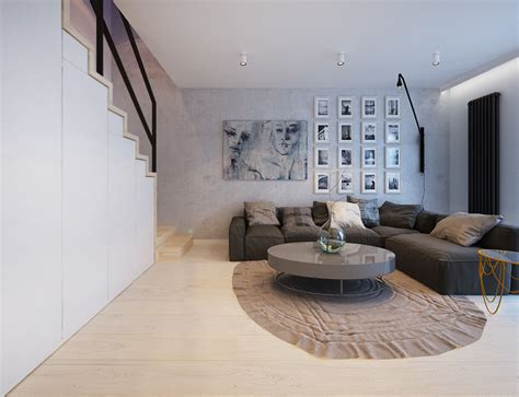 5 lovely homes in poland with soft feminine elements