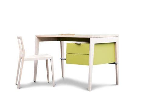 Lade Scrivania Design by N 246 Ten Bureau Met Lades 100 Gemaakt Essenhout Pib