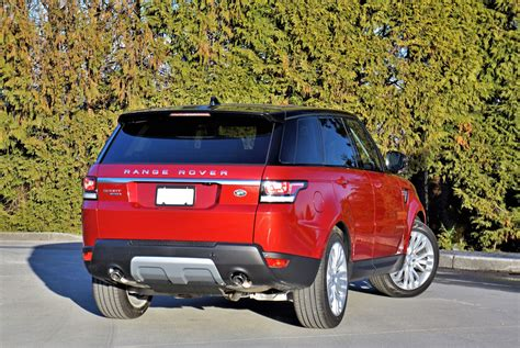 land rover range rover sport hse td road test