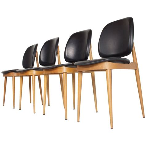 chaise guariche set of four guariche side chairs for sale at 1stdibs