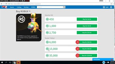 buying  robux roblox youtube