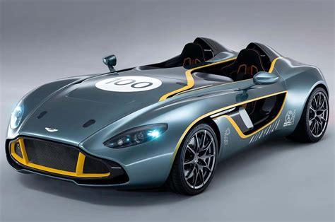 Aston Matin Car : Aston Martin Cc100 Concept