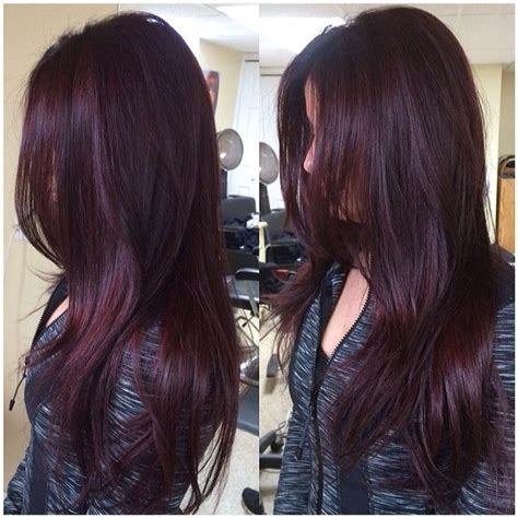 what hair color should i get which hair dye should i use to get my black hair to this