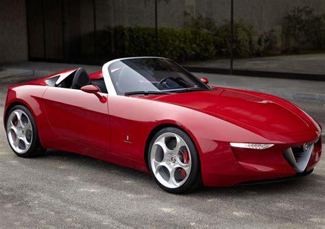 Alfa Romeo Concept by Pininfarina And Alfa Romeo 2uettottanta Concept Next