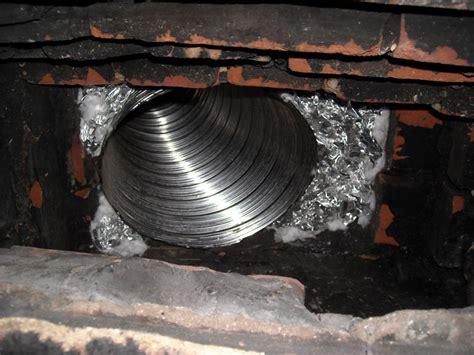 install  diy chimney liner start  finish