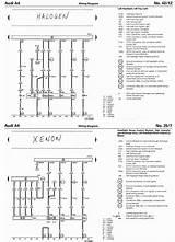 B6 And B7 Headlight Wiring Diagram