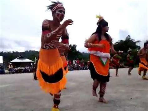 tari yospan papua sma   nabire youtube