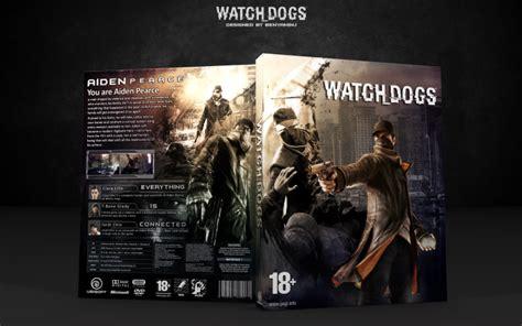 Watch Dogs Pc Box Art Cover By Benyaminj
