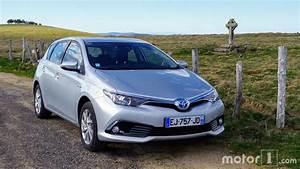 Essai Toyota Auris Hybride 2017 : road trip la toyota auris hybride une vraie machine voyager ~ Gottalentnigeria.com Avis de Voitures