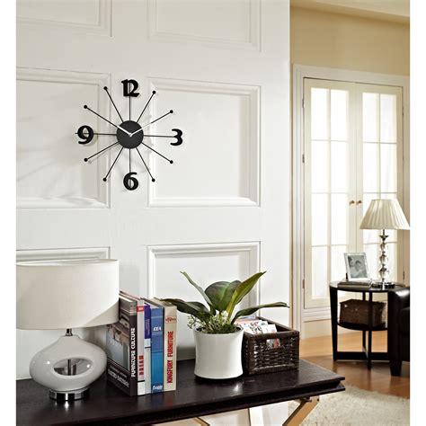 home decor wall wall clocks in home decor interior design