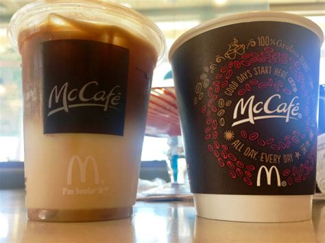 The caffeine content in mcdonalds iced coffee is 200.00 mg per 22.00 fl. McDonald's challenges Starbucks, Dunkin' with new McCafe menu, look - Orange County Register