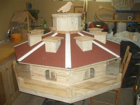 xxl vogelhaus bauanleitung zum selber bauen heimwerker