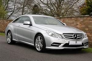 Mercedes 220 Coupe : mercedes e class e220 cdi blueefficiency sport for sale stratford upon avon warwickshire b ~ Gottalentnigeria.com Avis de Voitures