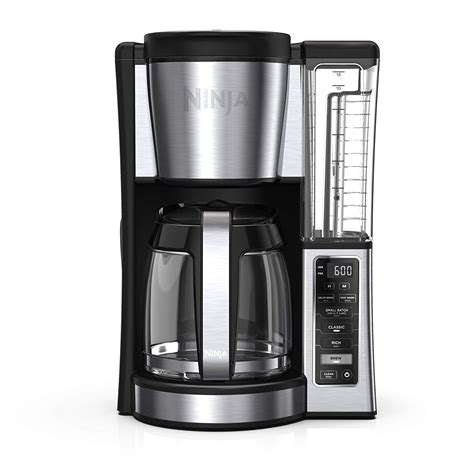 This material is both conducive to heat, which helps retain your coffee's temperature for up to two. The Best Ninja Coffee Bar Carafe Stainless Steel ...