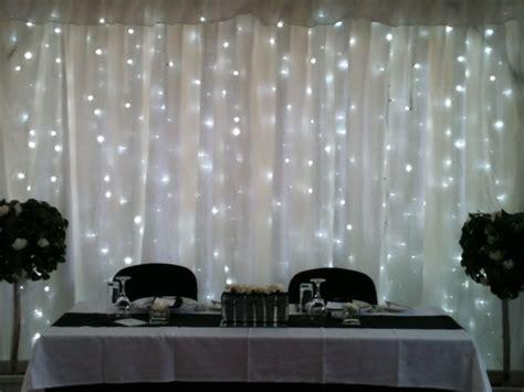 fairy light curtain hire fairy light hire