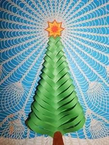 Tannenbaum Selber Basteln : originellen weihnachtsbaum aus papier basteln dekoking ~ Yasmunasinghe.com Haus und Dekorationen