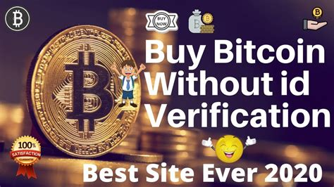 So finding the right time of day will make buying cryptocurrency much easier. How To Buy Bitcoin Without id | Trusted Site Low Fees 2020 - YouTube