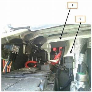 Split Charge Relay Location On Ducato 2 8jtd Timberland