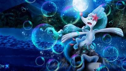 Primarina Pokemon Wallpapers Soloist Deviantart Moon Fairy