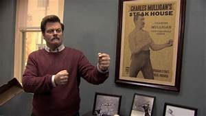 Mike Conley Ron Swanson's Office
