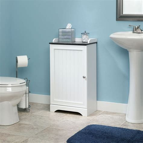 what to consider when buying small bathroom storage