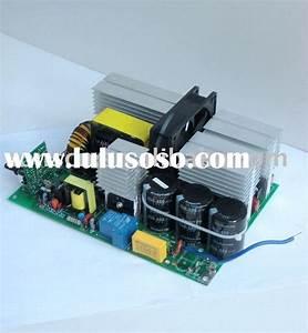 Circuit Board Of Welding Machine   Igbt Inverter   Zx7