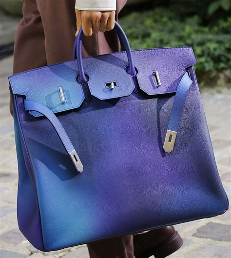 hermess newest collection includes  multicolored haut  courroies   crossbody fanny