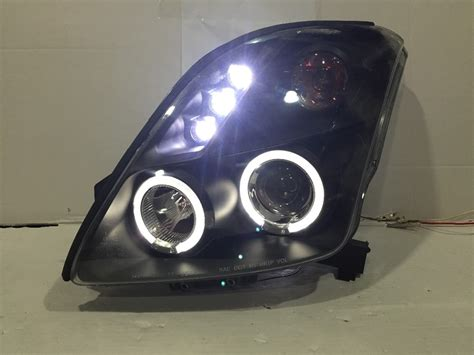 Free Shipping For Suzuki For Swift Led Headlight H7 Or D2h