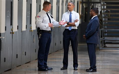 bureau doc inside obama 39 s visit to a federal prison management