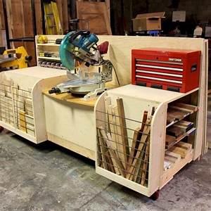 Woodworking Shop Tool Storage Ideas Plans DIY Free