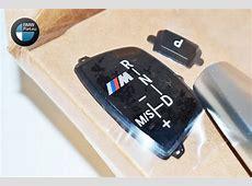 change bmw x5 2012 4D to m trim shift knob Xoutpostcom
