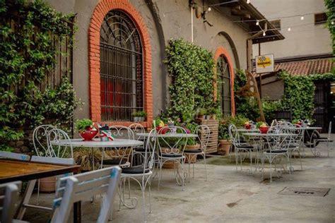 al cortile mangiare all aperto a 10 bellissimi ristoranti con