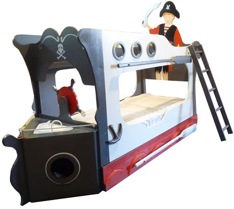 chambre pirate lit pirate superposé chambre d 39 enfant de bébé par