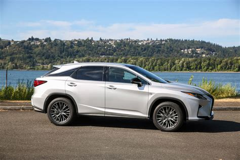 lexus hybrid 2016 lexus rx hybrid offers flexibility functionality and