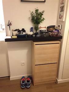 DIY Customiser Un Meuble Chaussures Ikea Pluie Et