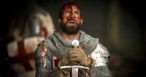 tom cullen training if you like vikings you ll love knightfall guide