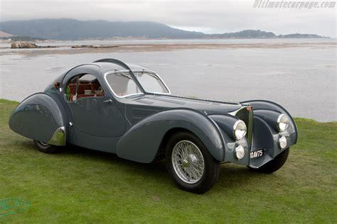 Bugatti 57sc Atlantic 1936 Expensive Classic Cars Cars