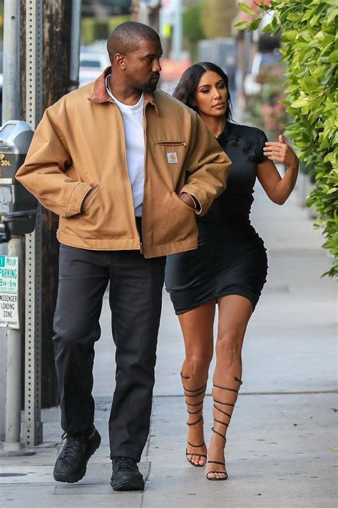 Kim Kardashian And Kanye West Enjoy Romantic Date Night ...