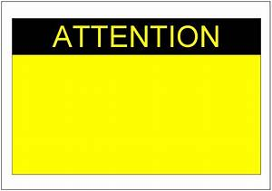 attention sign template https momogicarscom With free sign templates