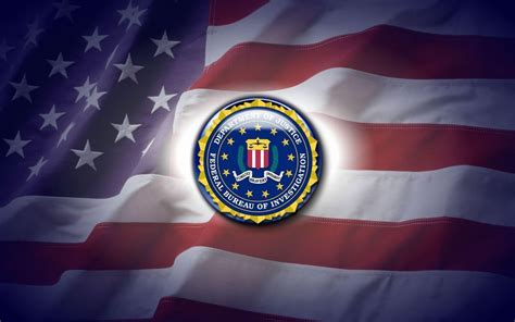 bureau fbi fbi logo wallpapers wallpaper cave
