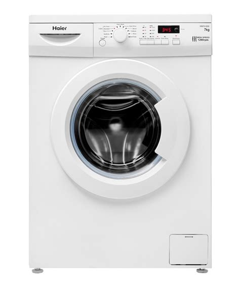 haier washing machine front load washer hwm70 1203d by haier appliances nz new zealand