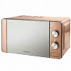 Goodmans Copper Microwave Kitchen Appliances - B&M