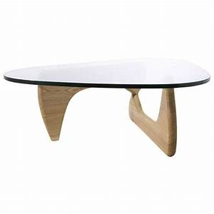 aeon furniture tokyo coffee table in natural ash and clear With tokyo coffee table