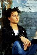Johnny Depp young and hot  Johnny Depp Young