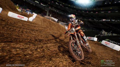 monster energy ama motocross monster energy supercross ps4 preview psls
