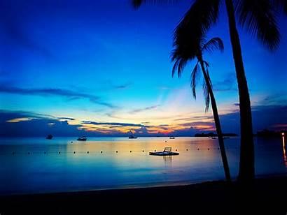 Jamaica Blogger Jamaican Background Beach Negril Sunset