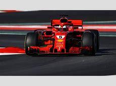 F1 2018 año clave para la continuidad de Ferrari en la F1