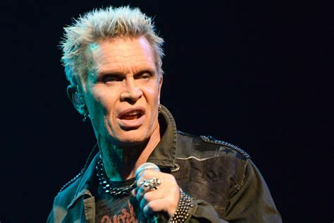 Billy Idol Lands Las Vegas Residency  Page Six