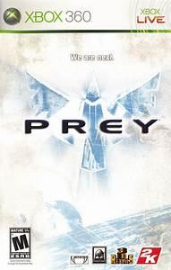 Prey 2006 Xbox 360 Box Cover Art MobyGames