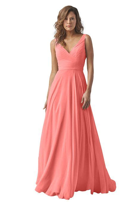 coral colored dresses coral bridesmaid dresses bridesmaid dresses